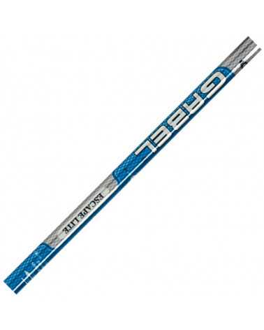 Escape Lite Blue Aluminium Trekkingstöcke Gabel line Pro